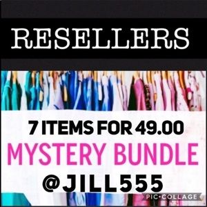 Resellers Mystery box 7 items for 49.00 some NWT